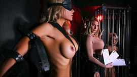 Halloween Terror: Trick Or Treat! bondage video